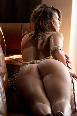 Keisha Grey Round Ass